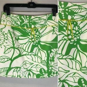 JCREW Abstract Floral Summer Skirt MOD